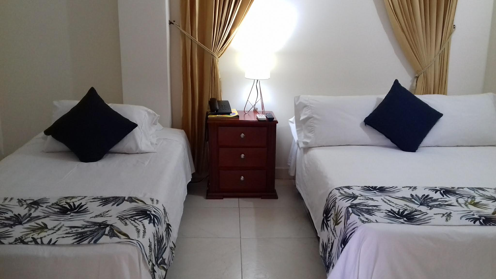 Triple room - rooms - Hotel San Miguel Imperial