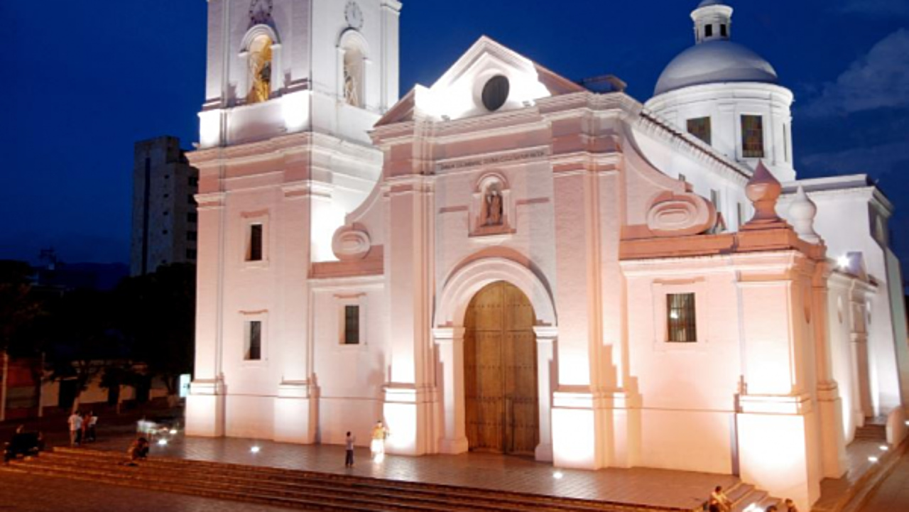 Place to visit in Santa Marta, cathedral, Santa Marta