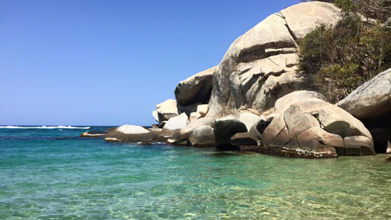 Tayrona Park, Cape San Juan, places to visit in Santa Mart