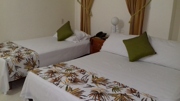Comfortable rooms, with air conditioning, for two people, family, economic, Santa Marta, comfort,